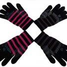 Colorful magic gloves