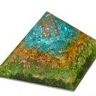 Chakra Harmonizer Orgonite - Huge piece- With gift pack and surprise gift