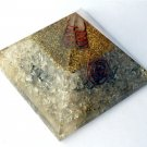 Clear Quartz Orgonite -  Huge Orgonite