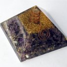 Amethyst Crown Chakra Orgonite - With gift pack and surprise gift