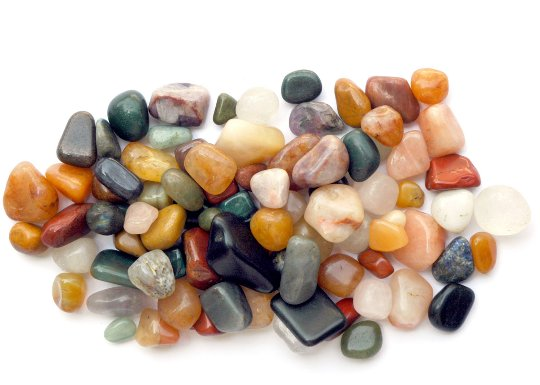 Stock Clearence Sale - Mix Tumbels for Healing Grid