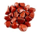 Red Jasper Tumbled Stone Set of 7