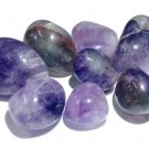 Amethyst Tumbled Stone Set Of 7
