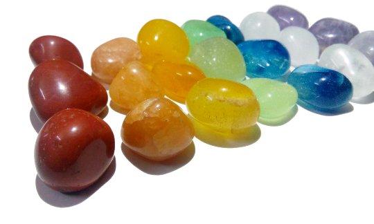 Fall Sale - Seven Chakra Healing Stones