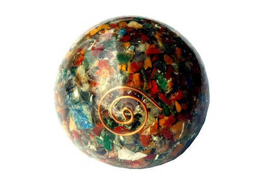 Enormous Energy Orgone Ball