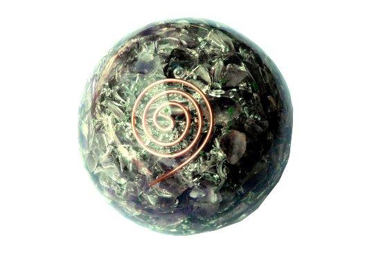 Green Aventurine Orgone Ball