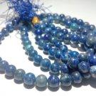 Lapis Lazuli Jap Mala with 108 Beads