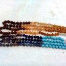 Seven Chakra Jap Mala For chakra Healing