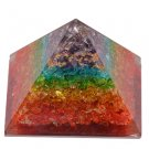 Seven Chakra Orgonite - Stock Last Offer