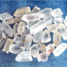 Clear quartz raw