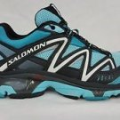 New SALOMON XT Wings 2 W Women's Trail Running Blue Shoes Size 9.5