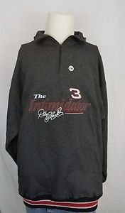 Dale Earnhardt #3 The Intimidator NASCAR Chase Authentics Pullover Jacket - 2XL