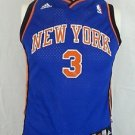 Stephon Marbury #3 New York Knicks Starbury Blue Adidas Sewn Jersey Youth - M