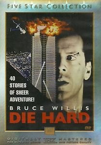 Die Hard - Widescreen Edition - 5 Star Collection - 2 Disc - DVD - Bruce Willis