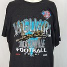 Vintage Jacksonville Jaguars Football Established 1993 Trench NFL T-Shirt - XL