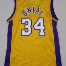 Los Angeles Lakers Shaquille O'Neal #34 SHAQ Champion NBA Jersey - Youth S