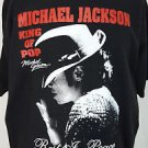 Michael Jackson Rest In Peace King of Pop T-Shirt - XL