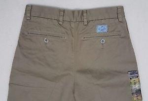 NWT Southern Tide Allen Fit Vintage Chino Khaki Shorts Size 28