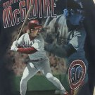 St Louis Cardinals Mark McGwire Back to Back Home Run Record 1997 Sweatshirt 2XL