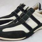Cole Haan White Black Nike Air Fashion Sneakers Shoes Women's 8.5 B $145