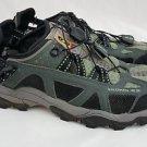 Salomon Techamphibian Contragrip Green Women's Trail Water Shoes Size 9.5