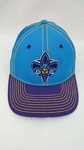 NEW ORLEANS CHARLOTTE HORNETS NBA ADIDAS FITTED STITCHED HAT CAP FLEXFIT L/XL
