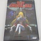 Queen Emeraldas DVD - Rare - 1999 Anime - Free Shipping! BRAND NEW SEALED