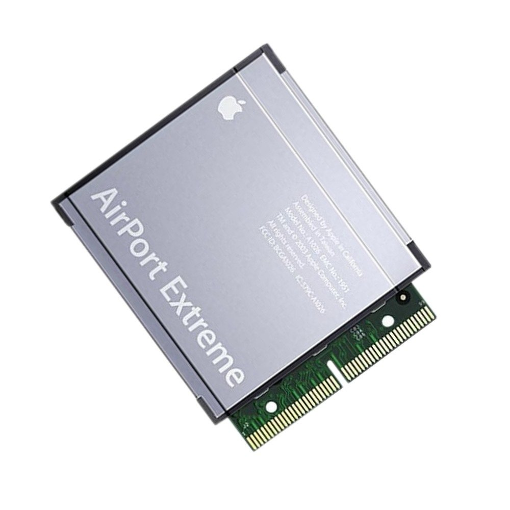 NEW APPLE AIRPORT EXTREME CARD A1026 WIFI IMAC EMAC POWERBOOK G4 G5 ONE NEW CARD