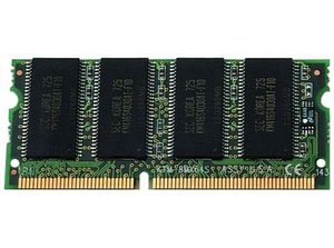 1GB DDR SDRAM 333MHz DDR333/PC2700 For Apple Ibook PowerBook