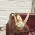 Elk Antler Pen Holder / Bowie Knife Stand Made To Order