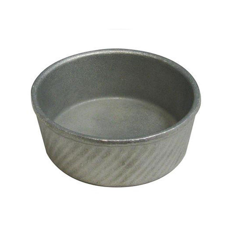 12 oz 4 3/4 inch Souffle Dish Sandstone Hunter Green