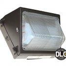 50W LED Wall Pack Light - Forward Throw - DLC - Free Shipping