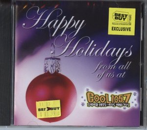 Happy Holidays from all of us at Cool 105.7