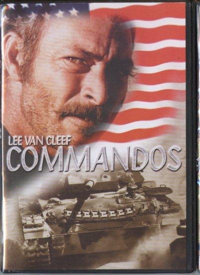 Commandos - Hand-picked commandos on a secret mission