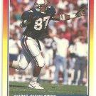 1990 Score #290 Chris Singleton RC