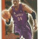 2001-02 Upper Deck Inspirations #85 Hakeem Olajuwon