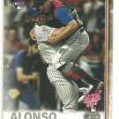 2019 Topps Update #US262 Pete Alonso HRD