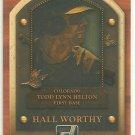 2014 Donruss Hall Worthy #8 Todd Helton