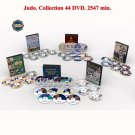 Judo. Collection 44 DVD. 2547 min.