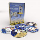 School of children's judo. Collection of 5 DVD 249 min.
