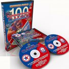 Wrestling sambo. Collection of training films 3DVD.
