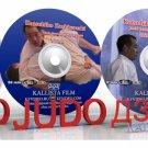 Judo.Katsuhiko Kashiwazaki.Japanese school of judo-180min. 3DVD(Disc only).