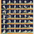 Posters JUDO. Orange  belt  1 poster.The technique of judo.NAGE WAZA.