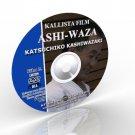 Judo. K. Kashivazaki. Technology of fight by legs. ASHI-WAZA.(Disc only).