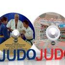 Judo DVD. Children Judo lessons. 4 DVD(Disc only).
