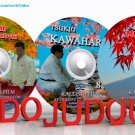 Judo 3 DVD. Kiyoto Katsuki.Ysuhiko Moriwaki.Tsukio Kawahara.(Disc only).