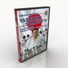 Yasuhiro Yamashita. Stars of the japanese judo.