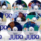 Judo Olympic sport. BEIJING 2008. 12DVD.(Disc only).