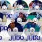 Judo Olympic sport. BEIJING 2008. 12DVD.(Disc only).