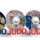 Judo DVD. Children Judo lessons.5 DVD(Disc only).